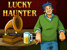 Вулкан Вегас с Lucky Haunter