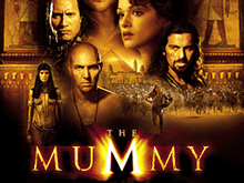 The Mummy в казино Вулкан